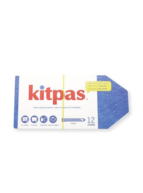 Kitpas Holder Marker, 12 colors Refillable 2